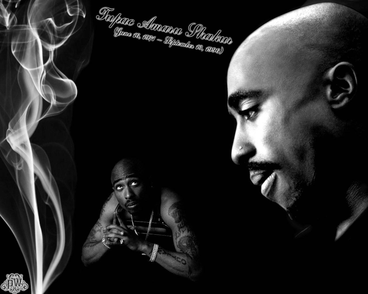 2Pac Shakur Rest In Peace Wallpaper   2pac Wallpaper 1280x1024