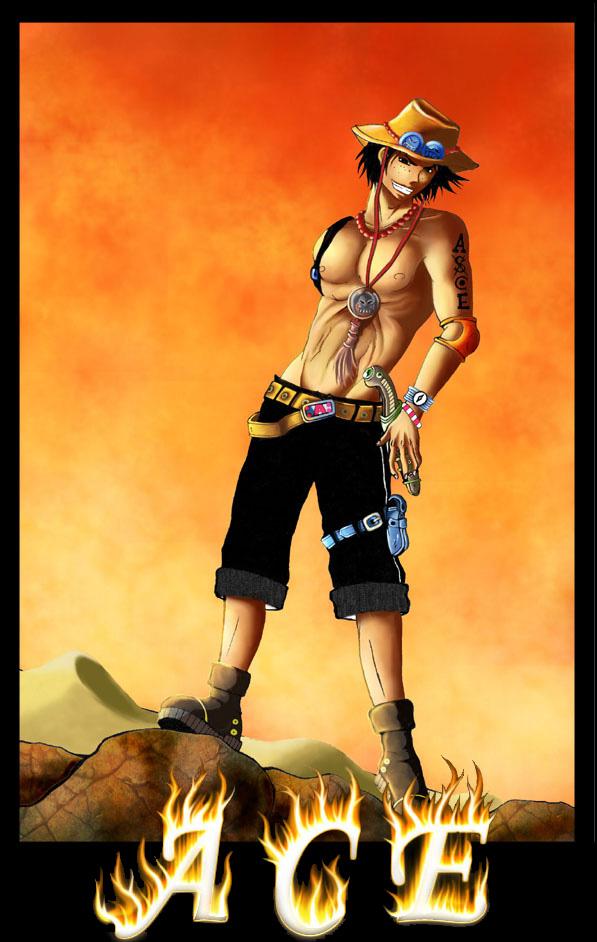 Ace One Piece Wallpaper - WallpaperSafari