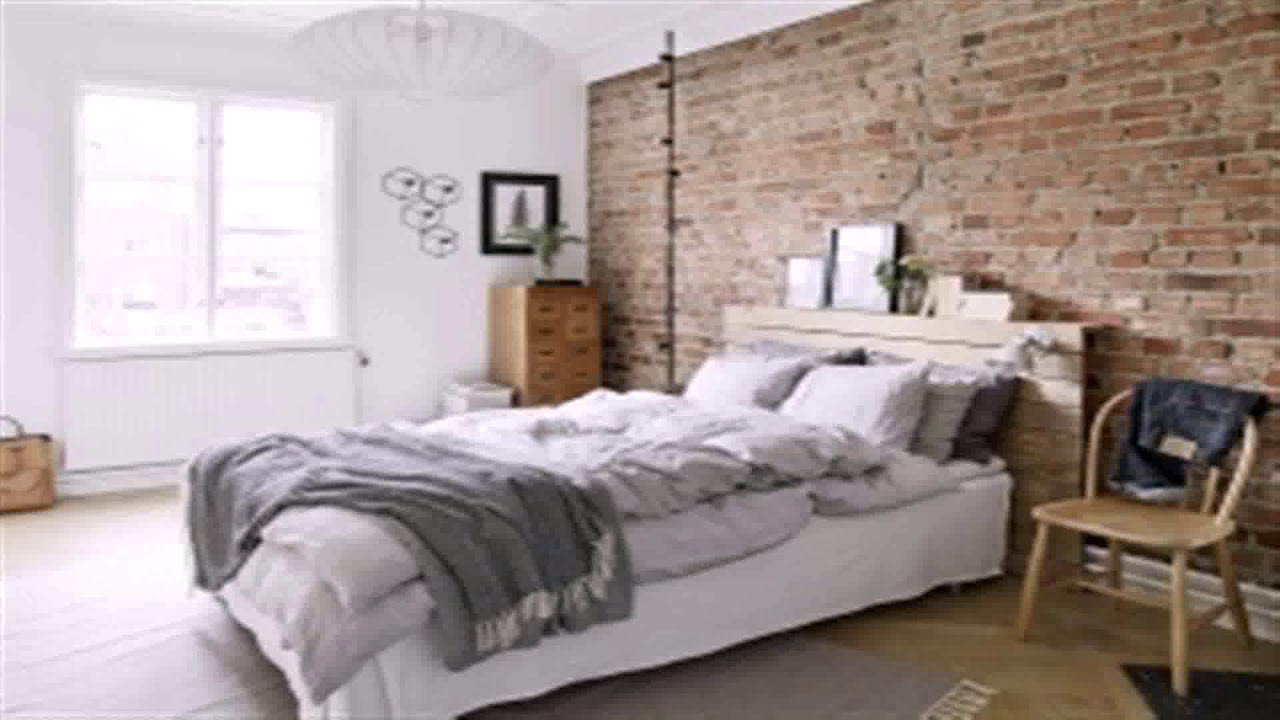 Free download Bedroom Ideas With Brick Wallpaper [1280x720 ...