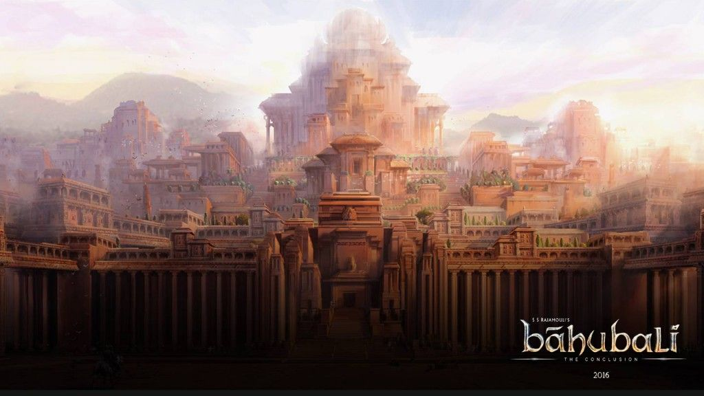 Bahubali 2 HD wallpapers in 2019 A darker shade of magic 1024x576