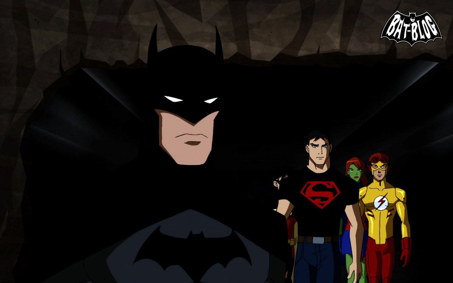 and COLLECTIBLES New YOUNG JUSTICE and BATMAN Wallpaper Backgrounds 1440x900