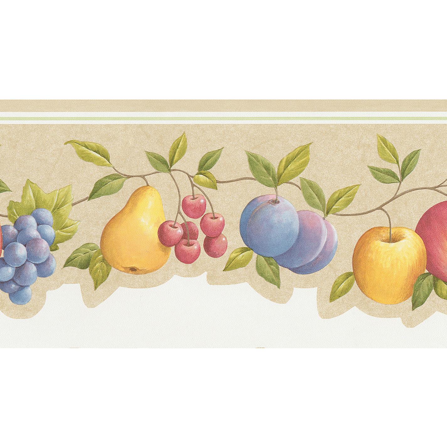 Fruit Wallpaper For Kitchen Buy Galerie Vine Fruit Kitchen 1425x1425