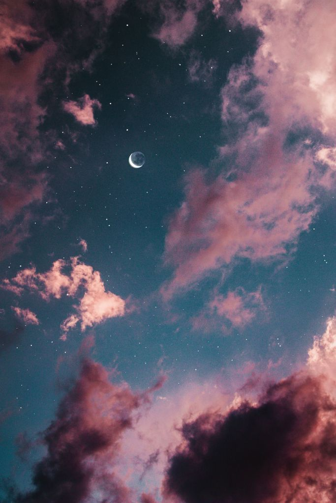 Aesthetic Anime Wallpaper Iphone Xr Aesthetic space Aesthetic 683x1024