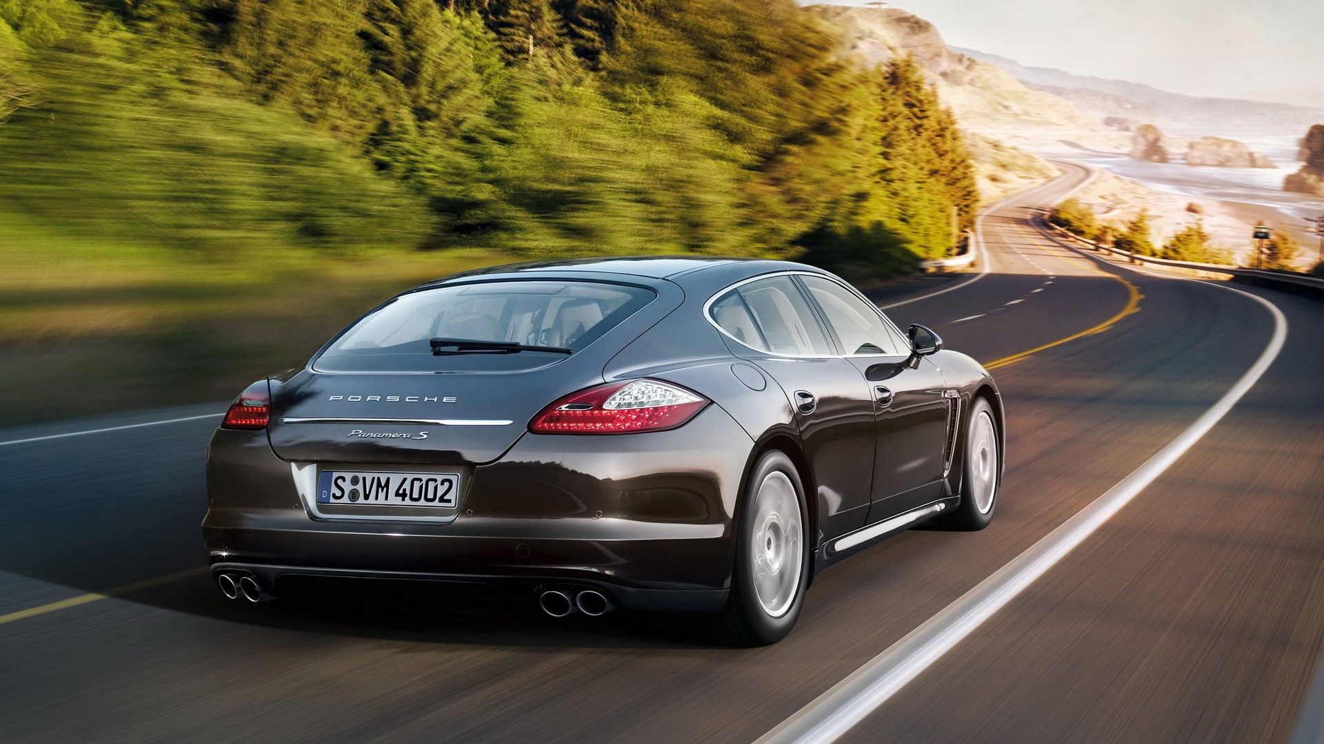 HD Porsche Panamera S Wallpaper   HD 1920x1080