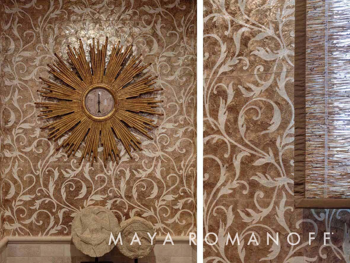 maya romanoff wallpapers wallpapersafari