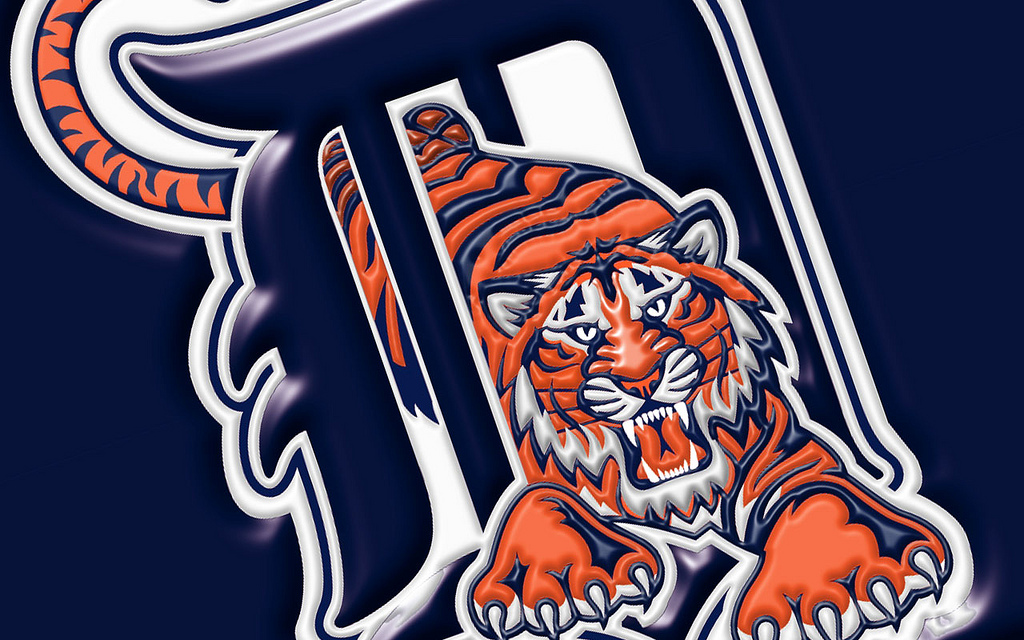 Detroit Tigers Logo By jmangoblue 1024 x 640 1024x640