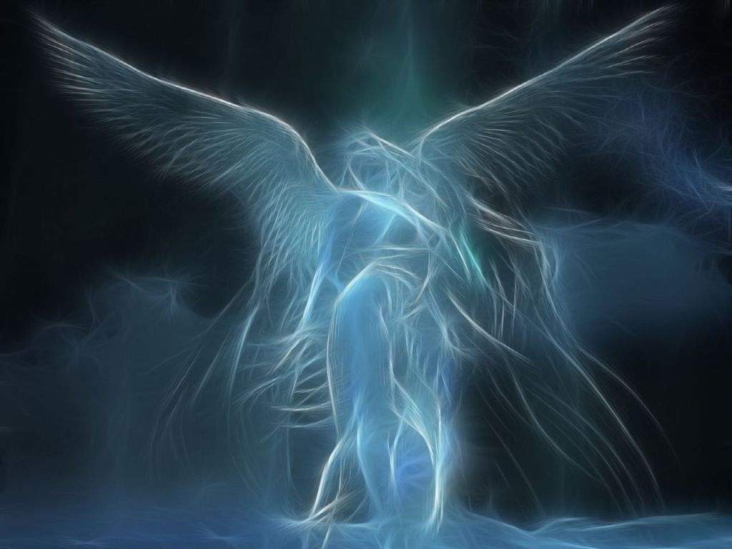 Guiding Light   Angels Wallpaper 24398074 1024x768