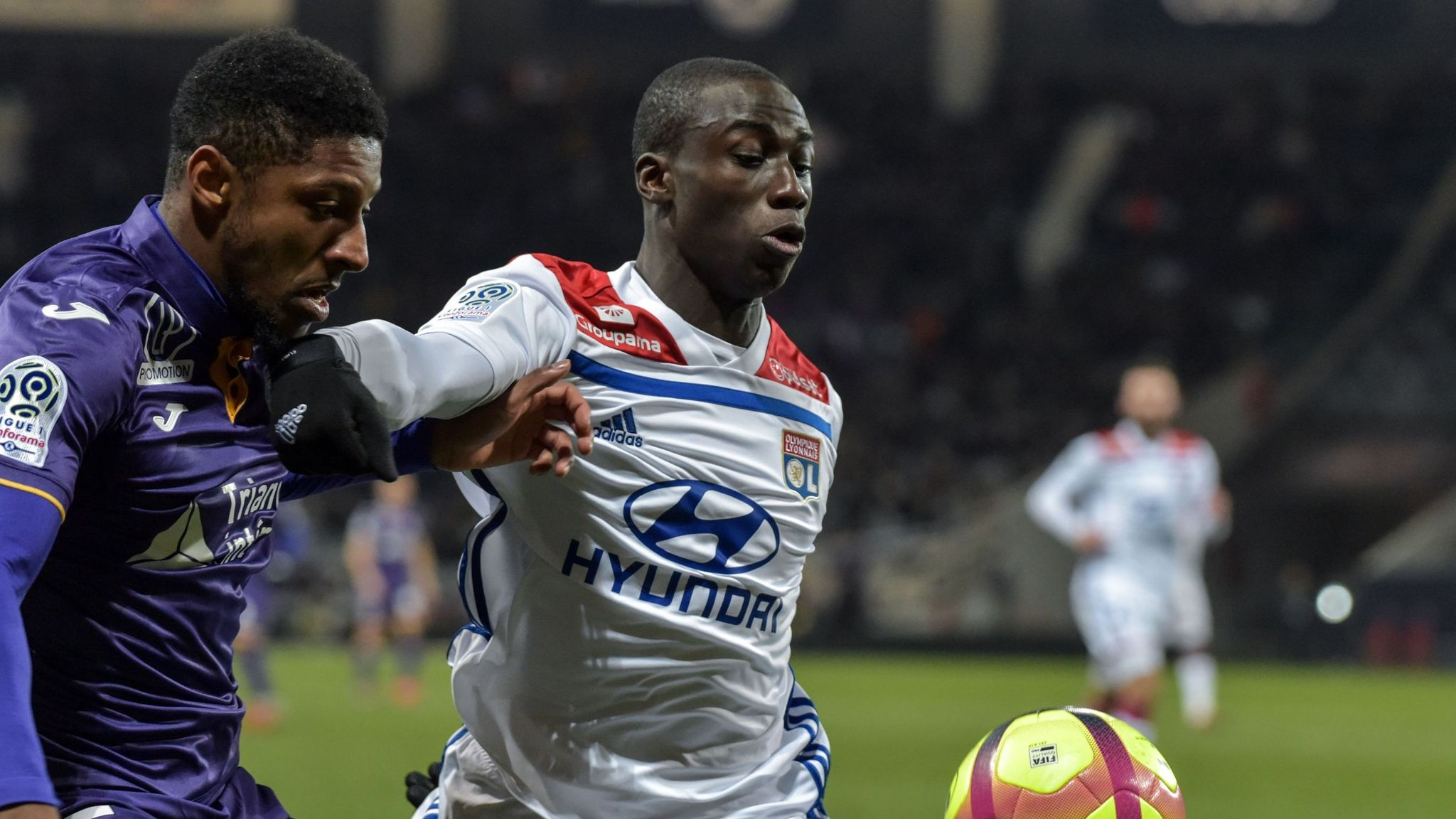 Real Madrid sign Ferland Mendy from Lyon Football News Sky Sports 2048x1152