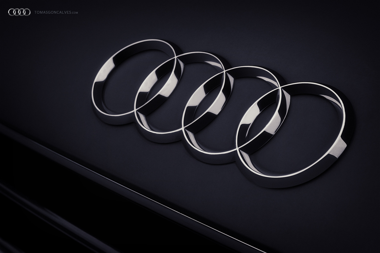 Audi Logo HD Wallpaper - WallpaperSafari