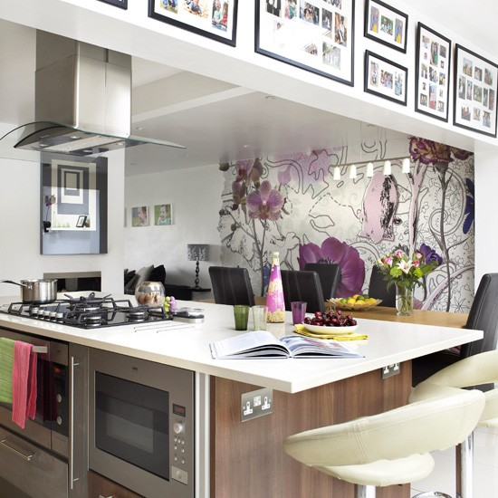 wallpaper Kitchen wallpaper ideas Kitchen wallpaper PHOTO 550x550