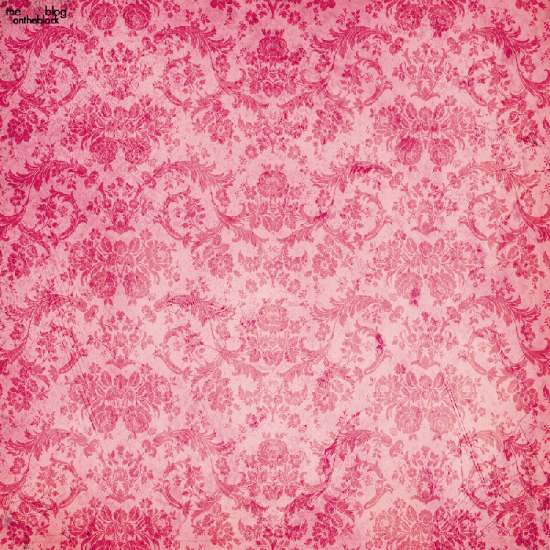 Pink Damask Twitter The Cutest Blog On The Block 800x800