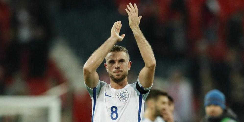 Henderson Kegagalan Memalukan di Euro 2016 Jadi Motivasi 996x498