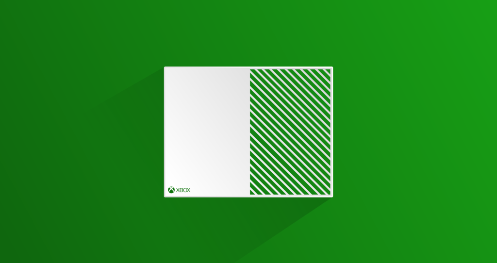 Xbox One Wallpaper Console by ghija 1024x542
