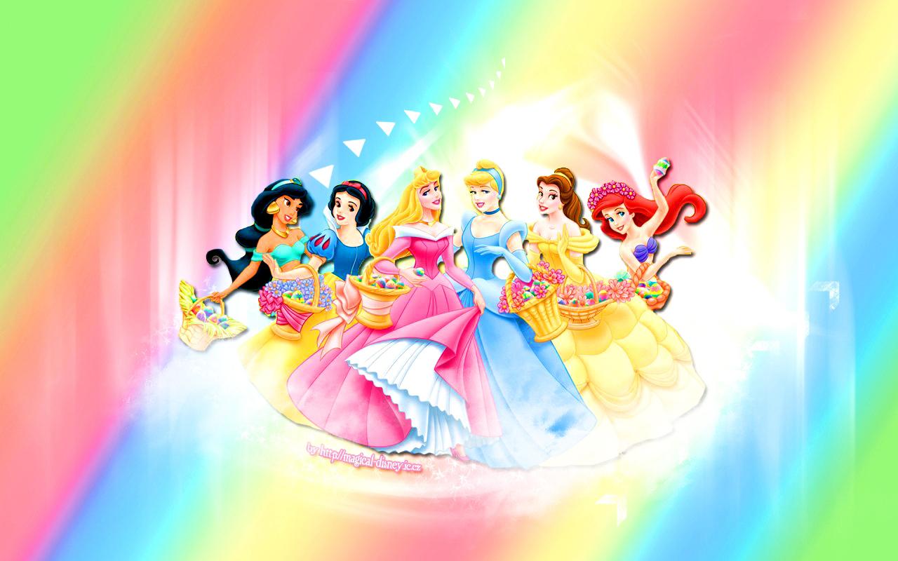 Disney princess wallpaper hd wallpapersafari for Pretty princess wallpaper