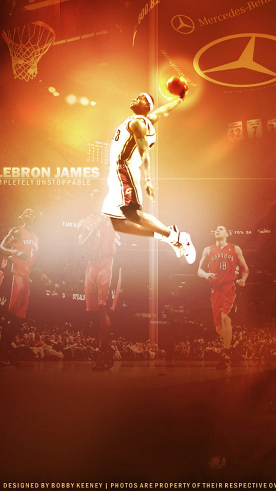 Wallpaper Mobile NBA 2020 Basketball Wallpaper 1080x1920