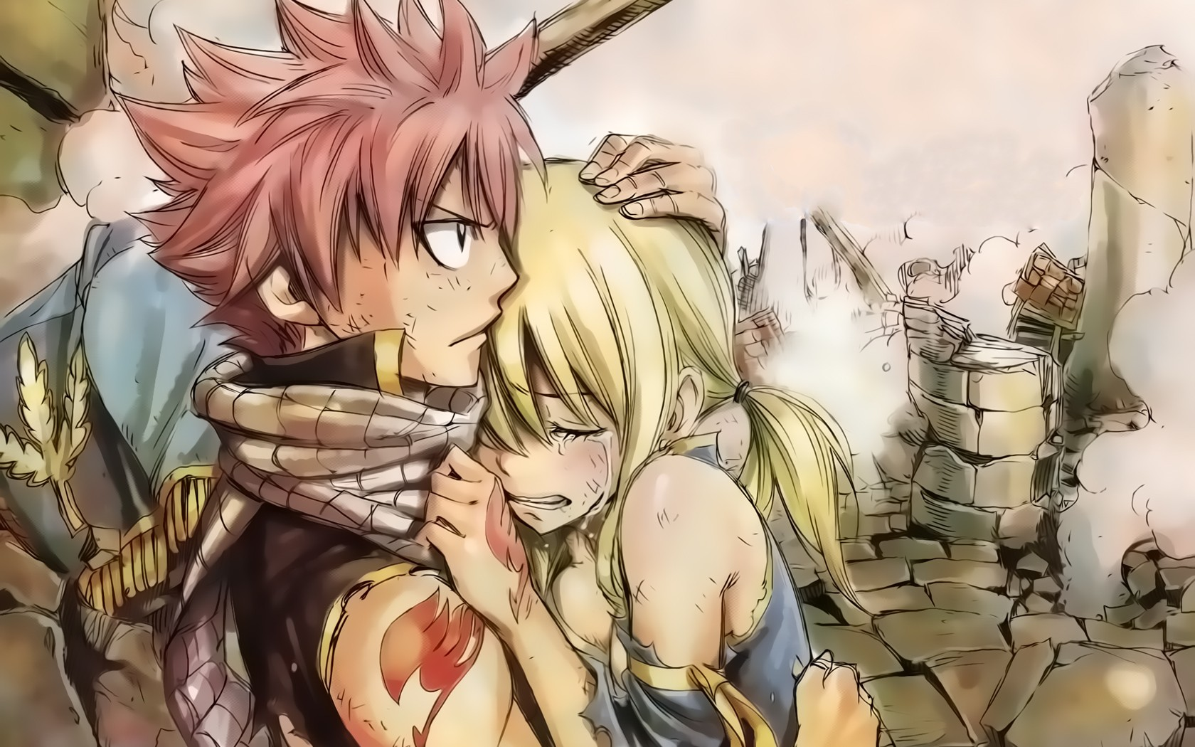 Natsu Lucy Wallpaper Fairy Tail Best HD Wallpapers 1680x1050