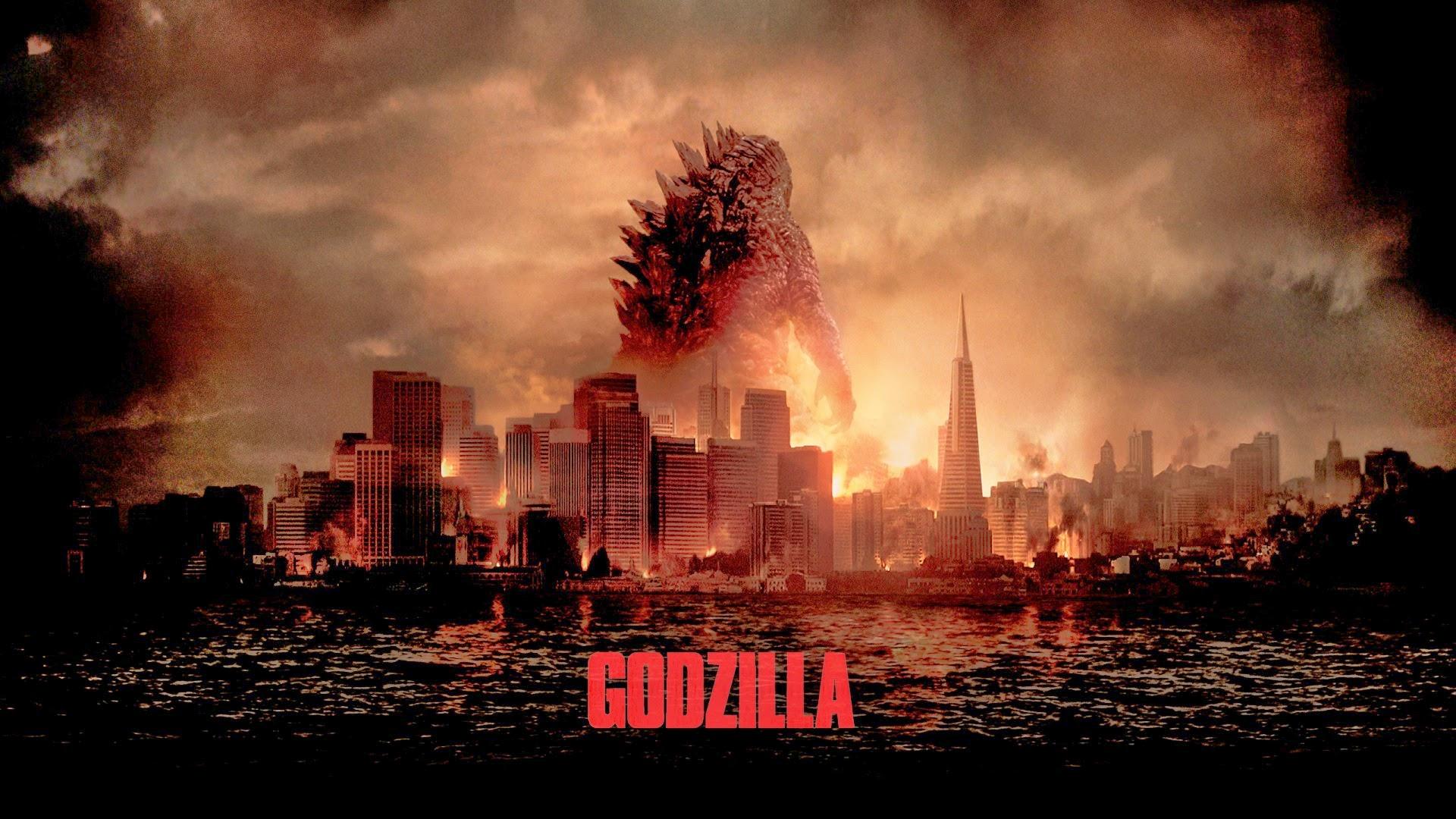 16 Godzilla 2014 Movie Wallpapers 16504 Wallpaper Hd 1920x1080