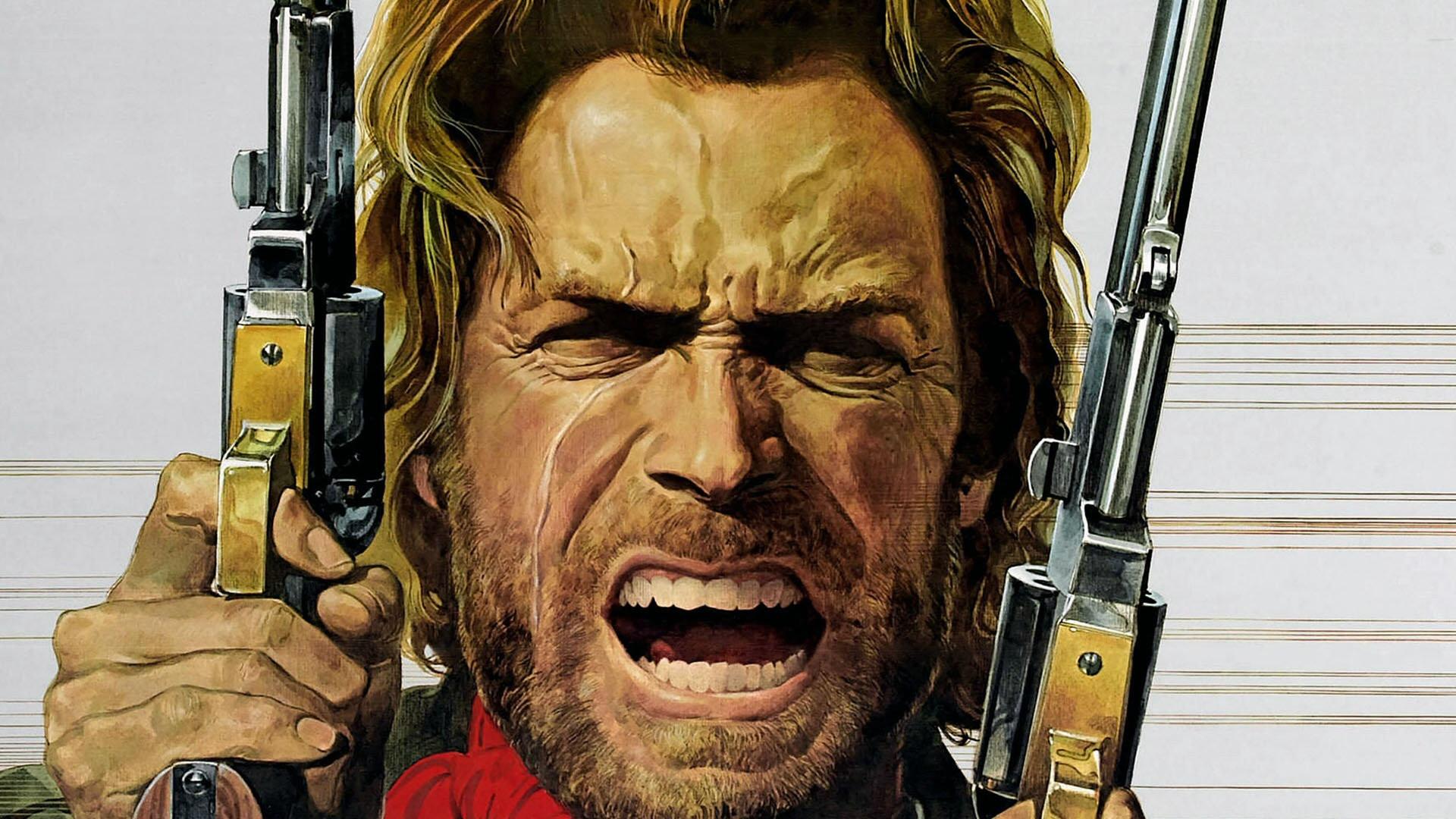 Clint Eastwood 1920x1080