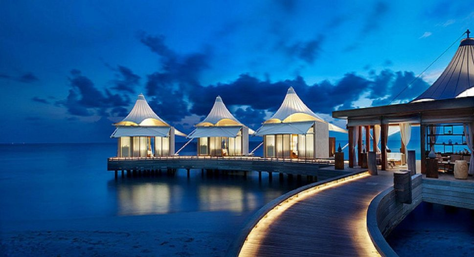 Free Download Maldives Night Wallpaper Forwallpapercom
