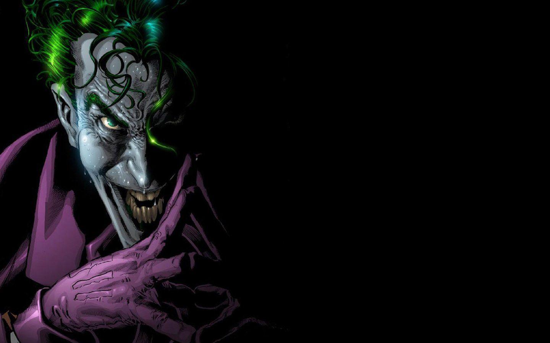 Joker Comic Wallpapers 1440x900