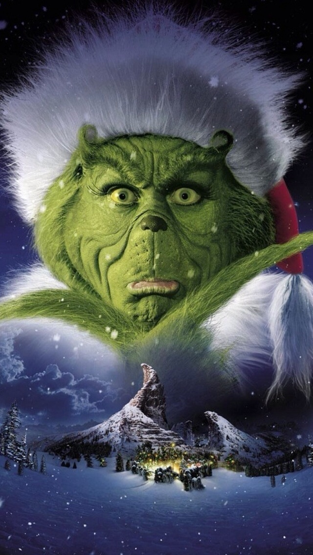 grinch wallpapers hd - photo #24