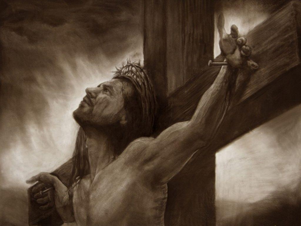 pictures of jesus Jesus Christ Crucifixion Wallpaper Set 15 1024x768
