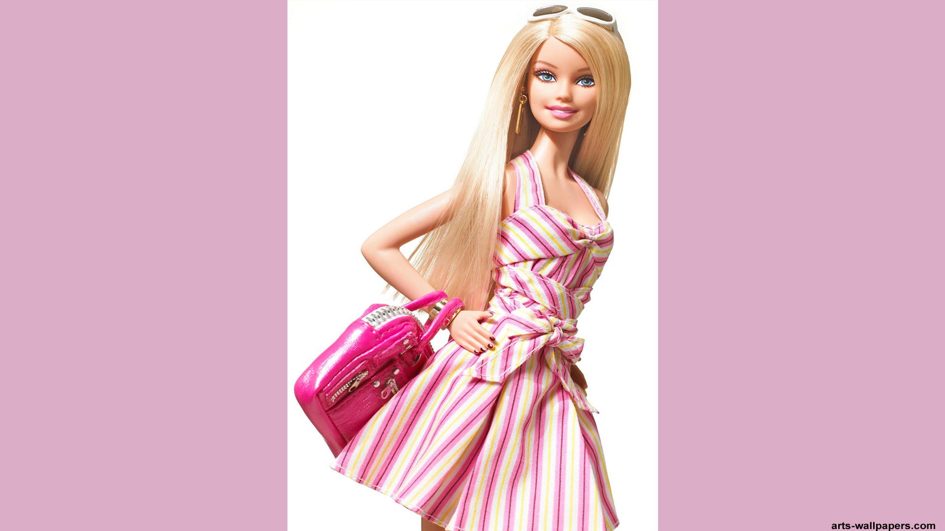 Single Barbie Wallpaper For Desktop Images Free Download