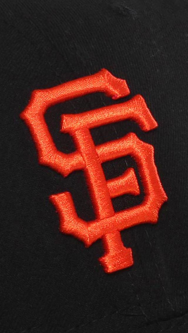 San Francisco Giants Baseball iPhone 5 Wallpaper 640x1136 640x1136