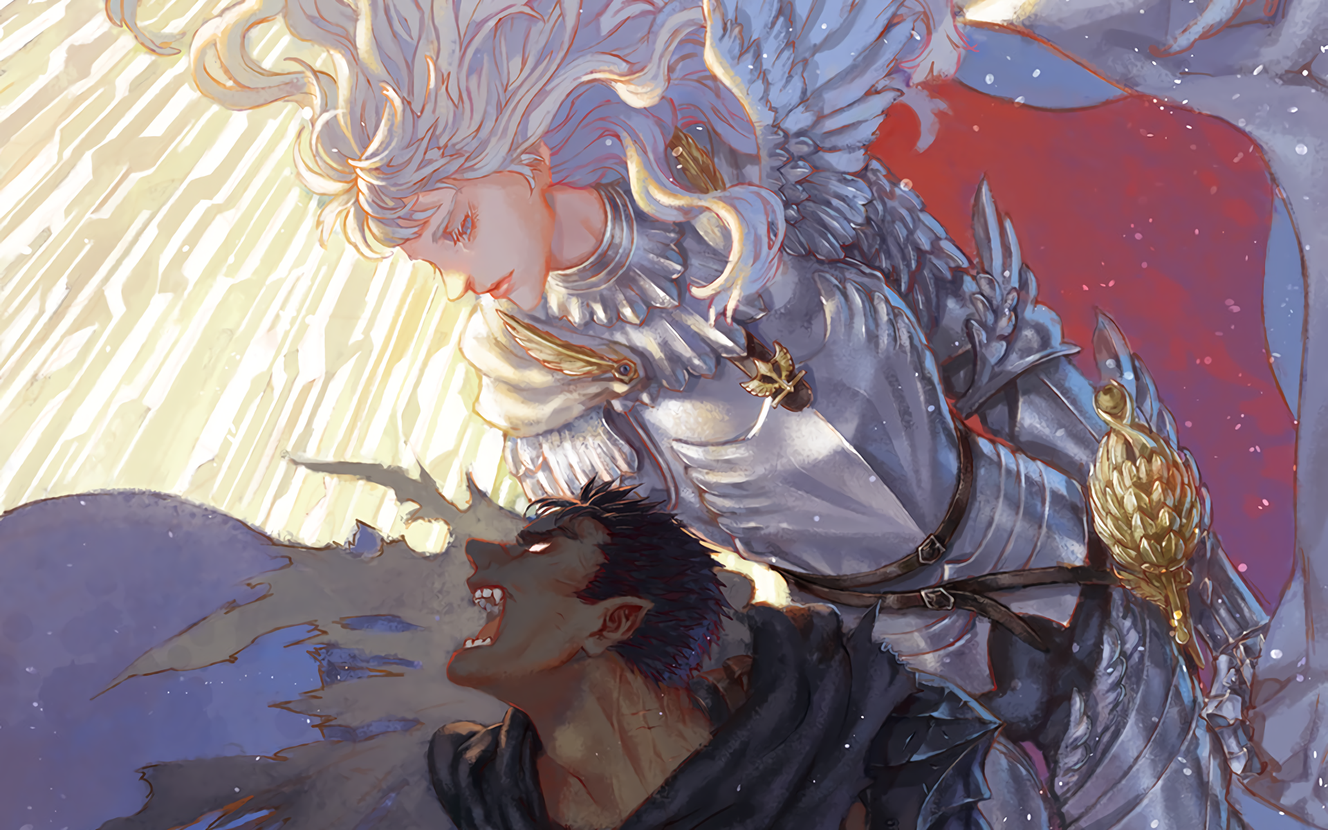thumb 1920 821395png 19201200 Anime Guts and griffith 1920x1200