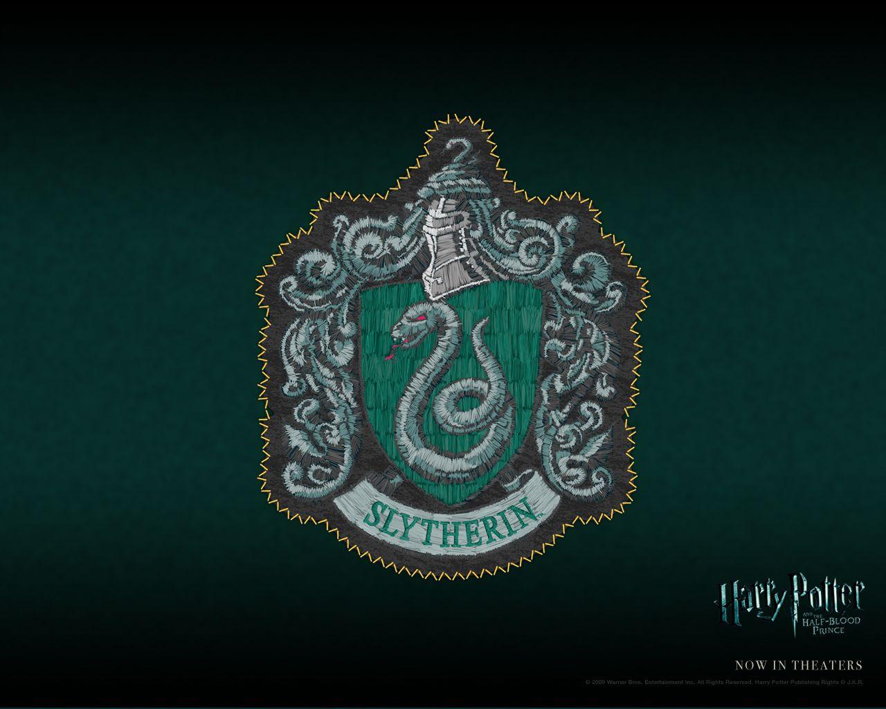 Images For Hogwarts Crest Wallpaper Slytherin 1280x1024