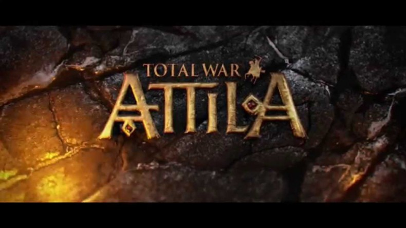 Total War Attila wallpaper logo nat games 790x444