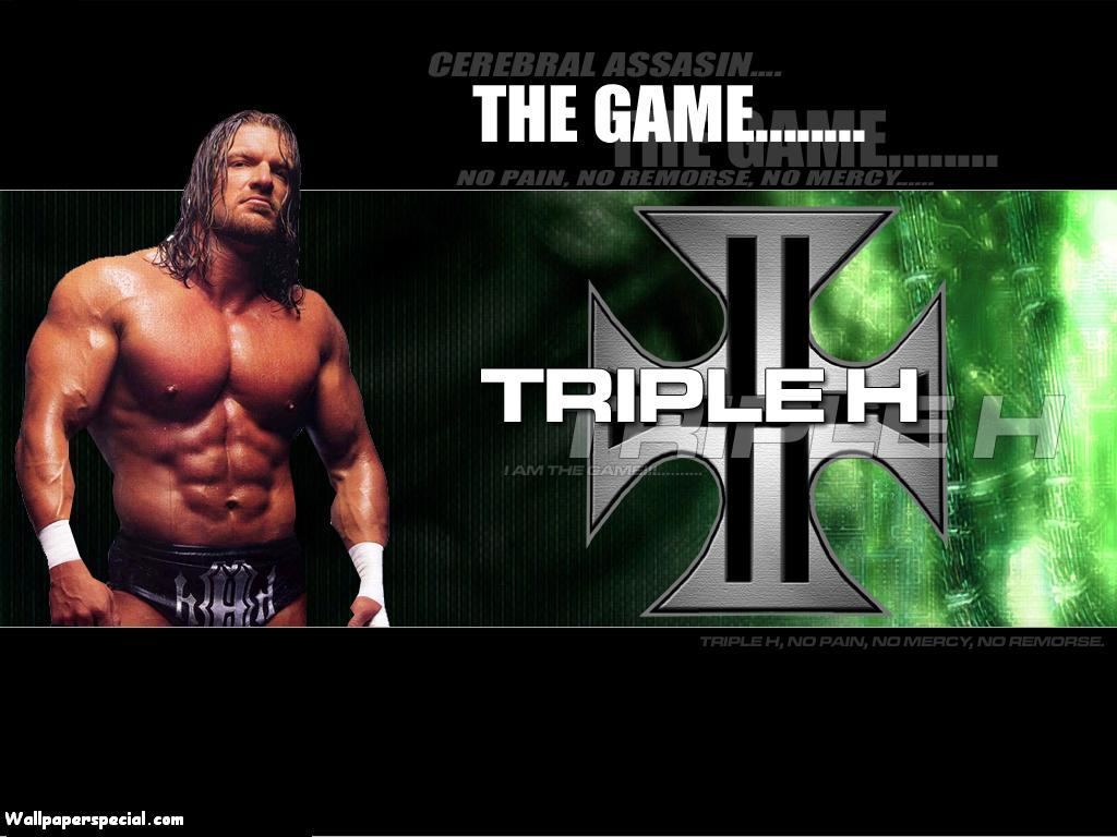 Triple H   Triple H Wallpaper 416574 1024x768
