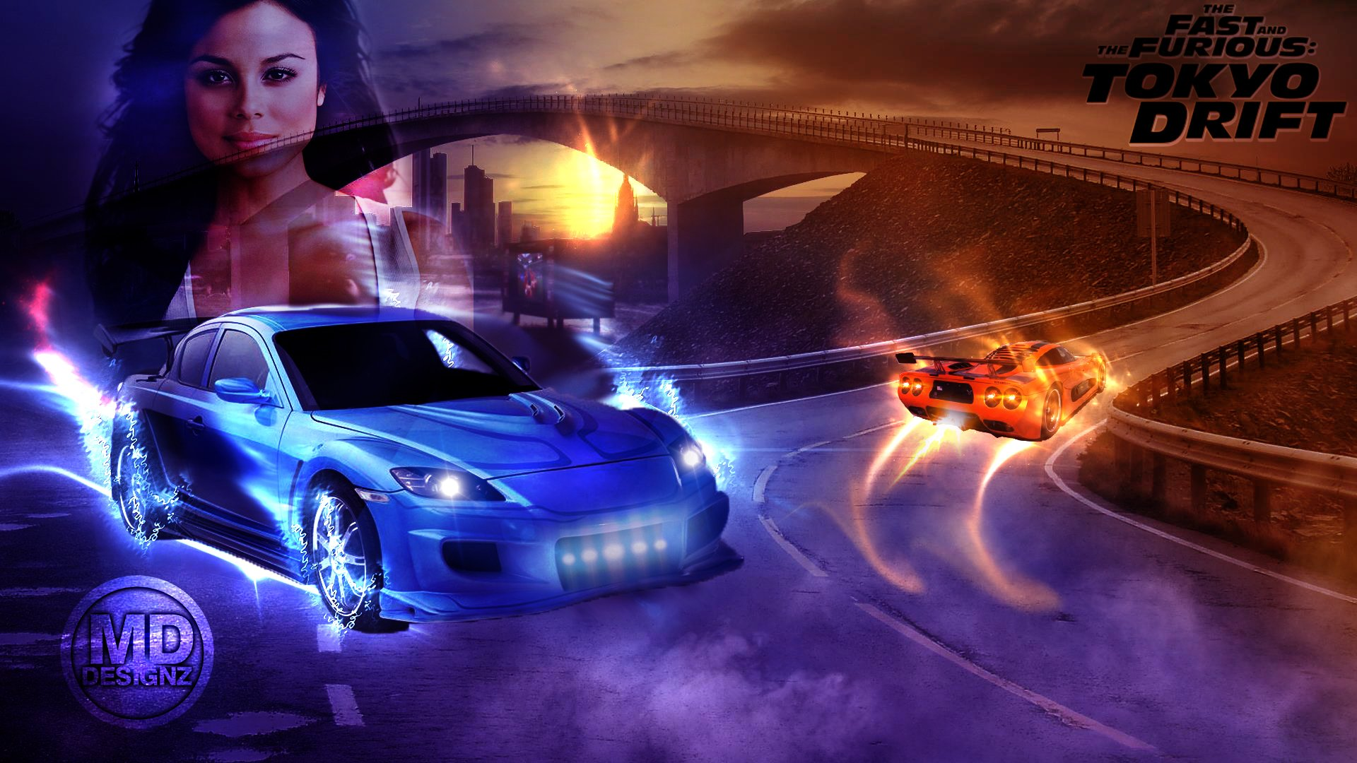 The Fast And The Furious Tokyo Drift Images Crazy Gallery 1920x1080
