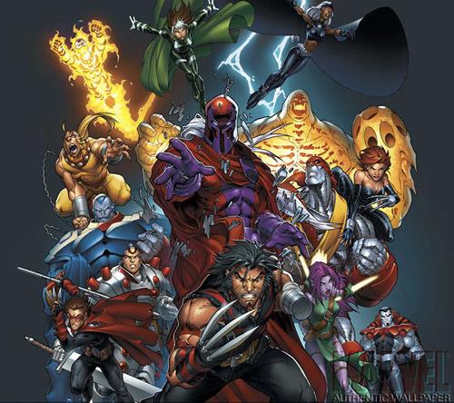 40 Marvelous Comic Superhero Wallpapers   Hongkiat 500x444