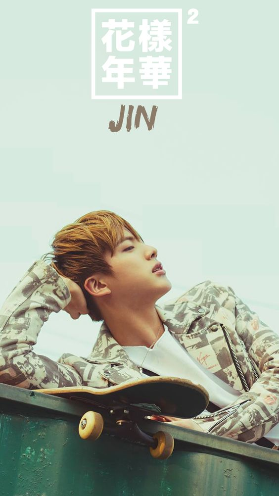 BTS Jin wallpaper iphone BTS Pinterest Ocano 564x1002