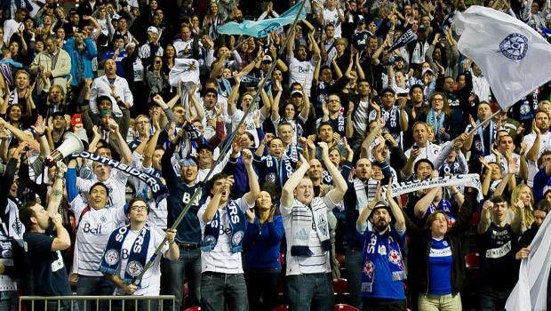 Vancouver Whitecaps FC to celebrate Fan Appreciation Day 620x350