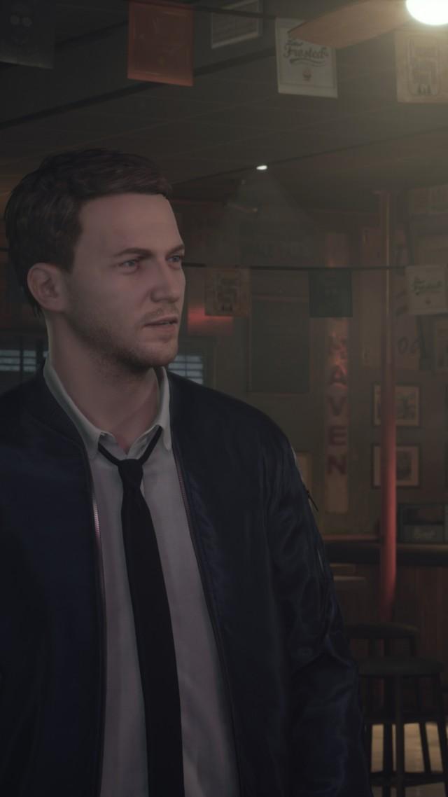 Wallpaper Twin Mirror E3 2018 screenshot 4K Games 19010 640x1138