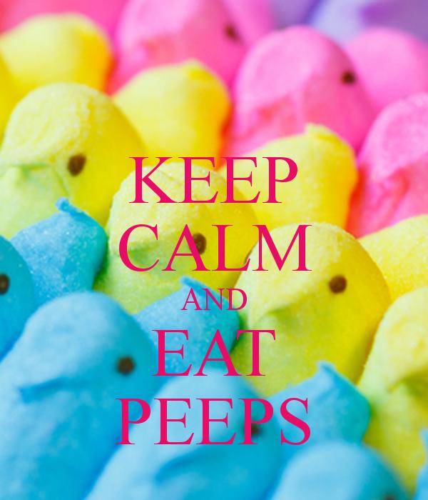 peeps easter candy desktop wallpaper-#19