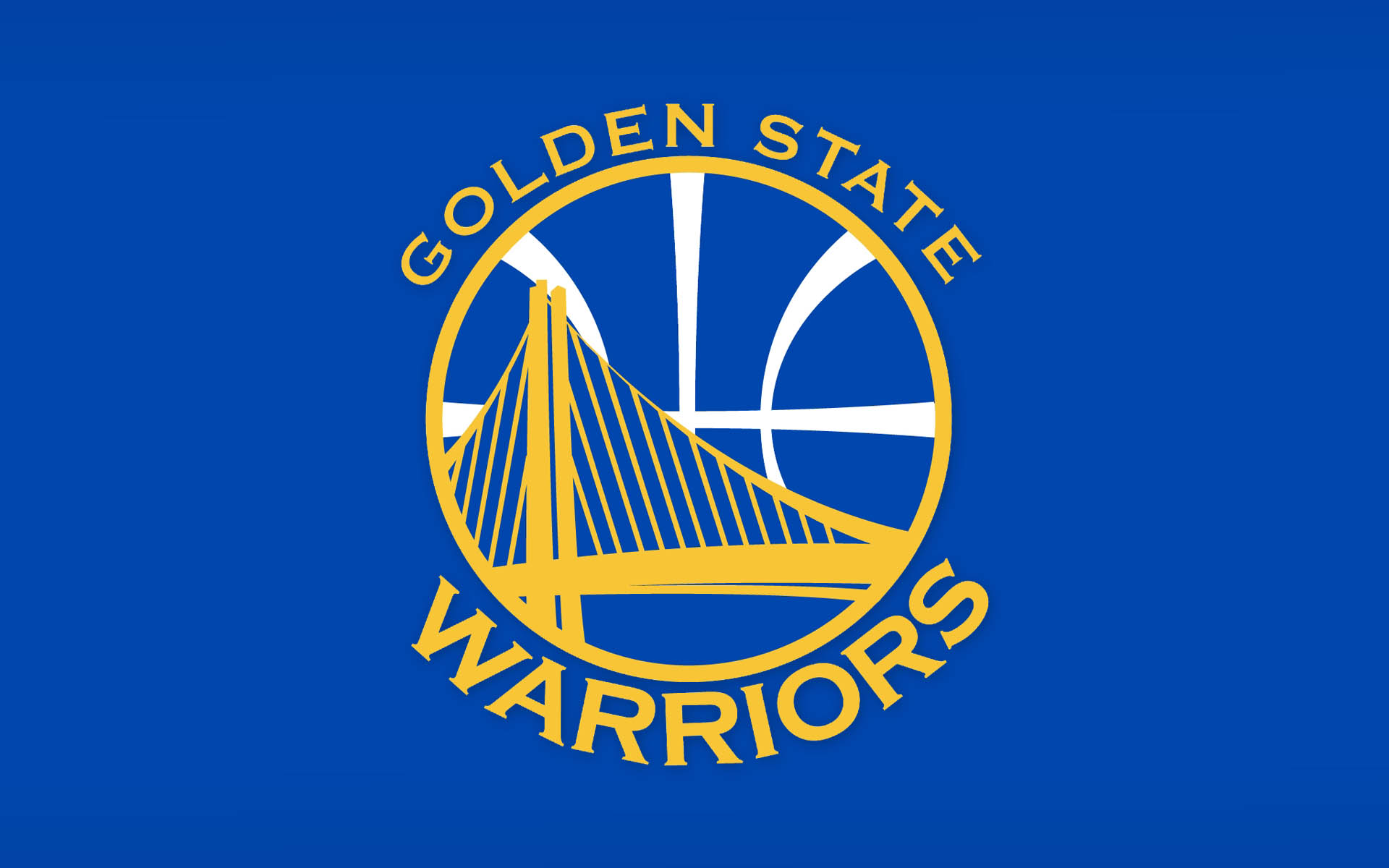 Golden State Warriors background Golden State Warriors wallpapers 1920x1200