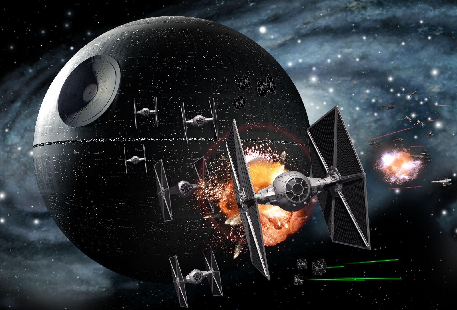 76 Star Wars Desktop Background On Wallpapersafari
