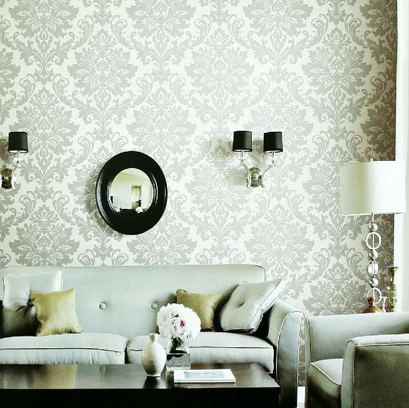 Living Room Wallpaper Samples