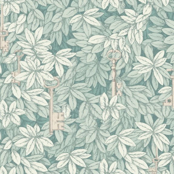 Fornasetti II Chiavi Segrete Wallpaper Occa Home UK 575x575