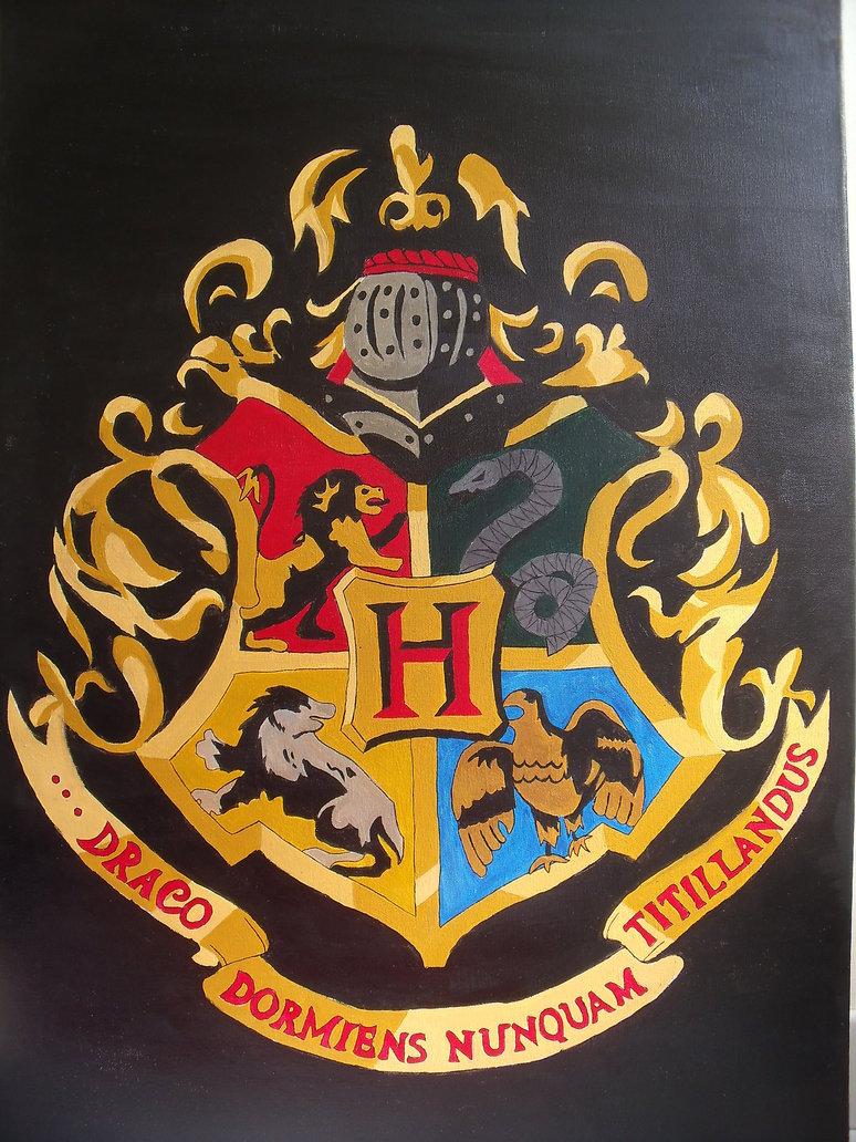 Hogwarts Crest Wallpaper The hogwarts crest by 774x1032