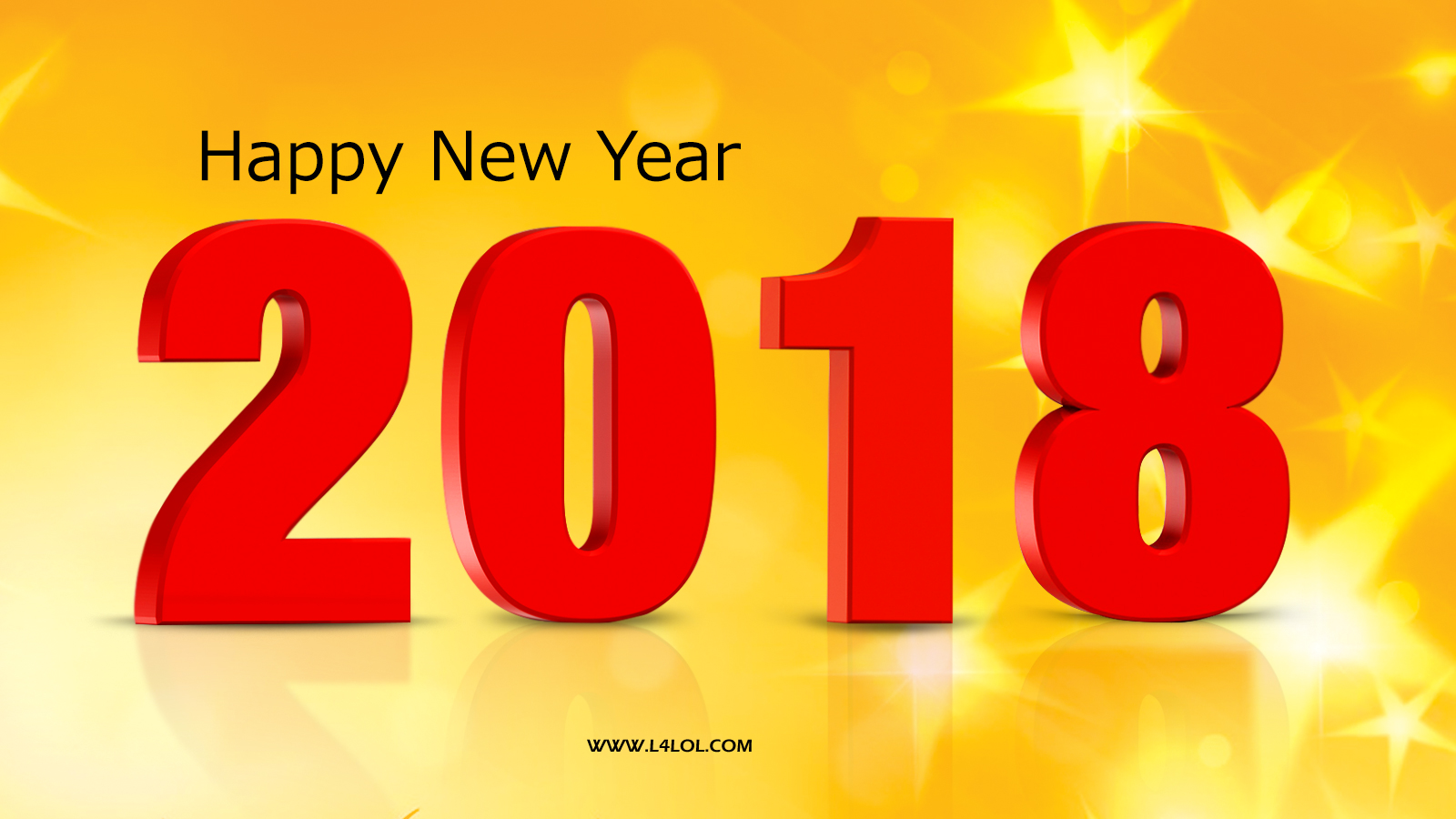 Related Keywords Suggestions for New Year 2018 1600x900