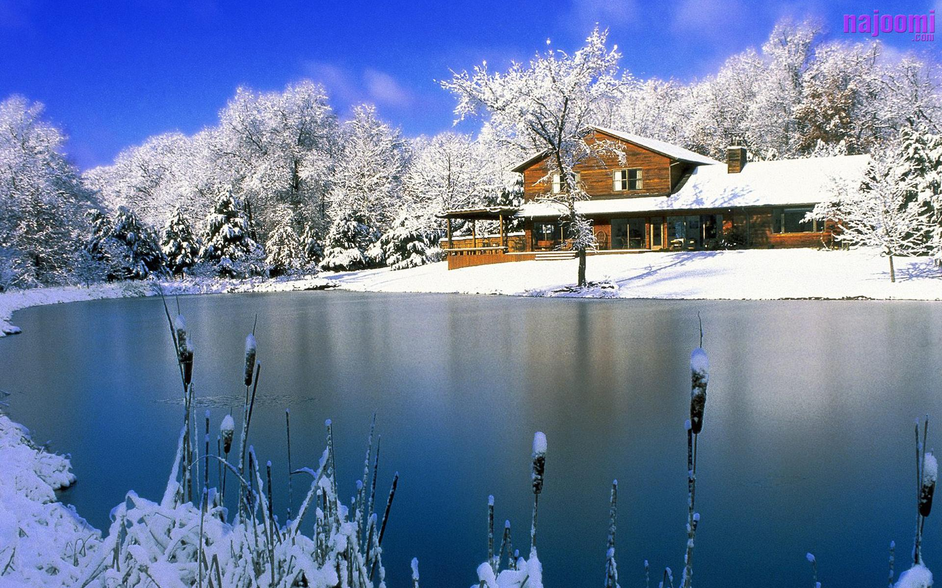 70 Beautiful Snow Wallpapers On Wallpapersafari