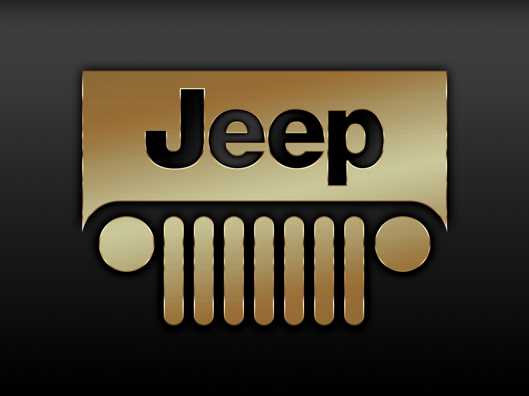 Jeep Logo Wallpapers 2048x1536