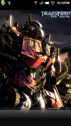 View bigger   Transformers Live Wallpaper V2 for Android screenshot 288x512
