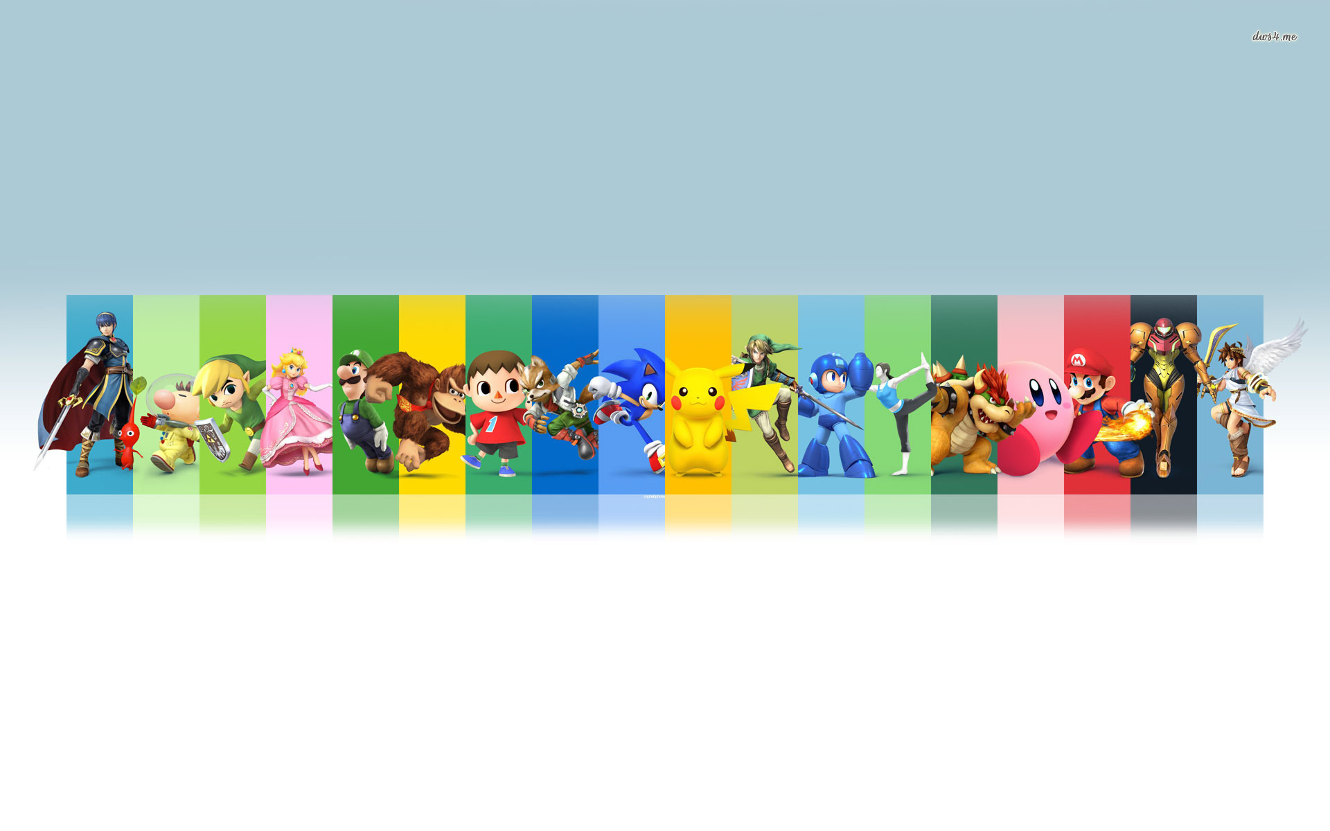 nintendo characters wallpaper - photo #17