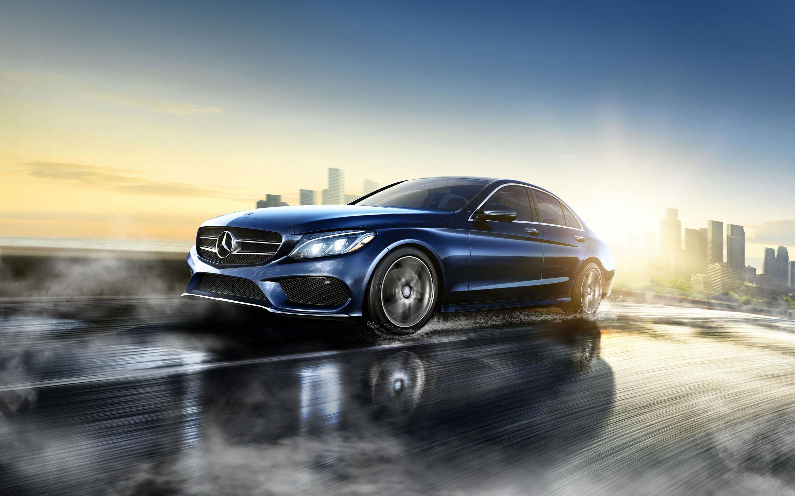 2015 Mercedes Benz C Class Computer Wallpapers 18519 2560x1600