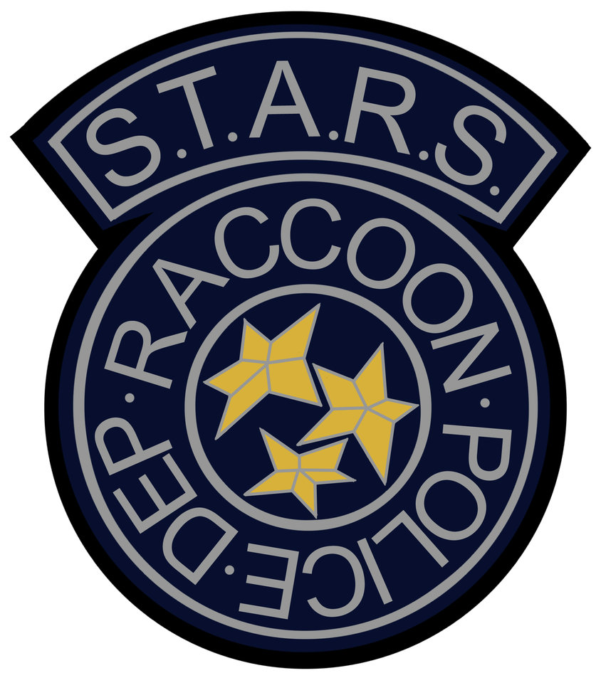 Resident Evil STARS Logo by Lydia Burns 844x946
